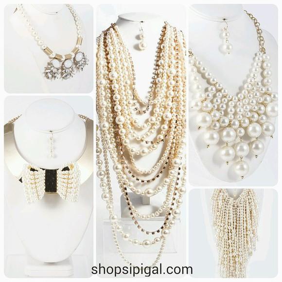 pearls jewels