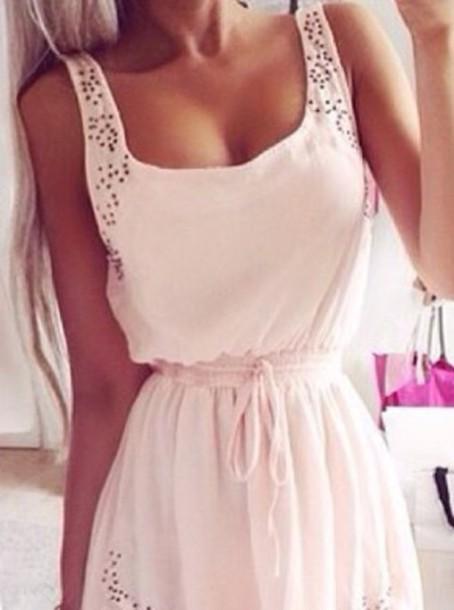 dress samydress 9$ pink dress