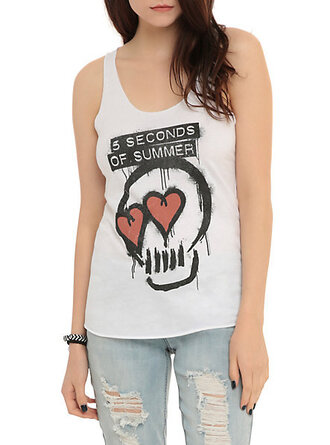 High quality 5 Seconds of Summer inspired Women's Tank Tops by independent artists and designers from around the world. T-Shirts and Hoodies on Redbubble are expertly printed on ethically sourced, sweatshop-free apparel and available in a huge range of styles, colors and sizes. Slim fit, order a size up if you'd like it less fitting.