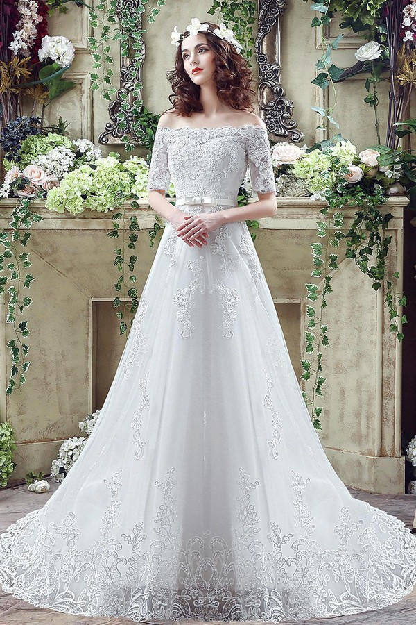 10 Signs That Youve Found The Perfect Wedding Gown Hizons Catering