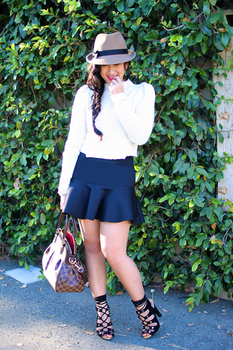 ktr style t-shirt sweater skirt shoes bag hat jewels