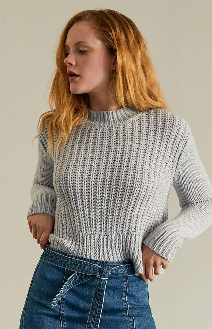 Penny Lane Mock Neck Sweater