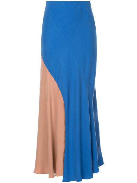 GINGER & SMART skirt women blue