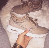shoes,nike,tan,nude,custom,gold,nike sneakers,nike running shoes,low top sneakers,nike shoes,nikes,white,nude nike,nike air max thea,nike air max thea desert camoo beigege,beige nike thea,beige,trainers,nude nike air max theaa,nude sneakers,sneakers,camel,brown,air max thea premium leather r,nude nikes.,air max,beige nikes,2015 nike woman air max,beige shoes,nude shoes