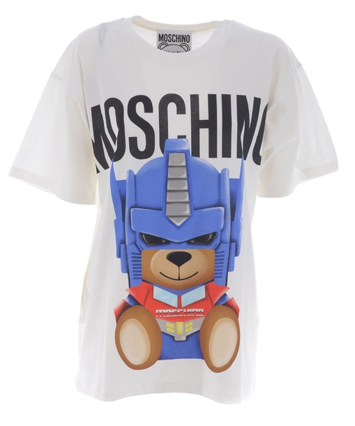 Moschino t-shirt shirt t-shirt bear top