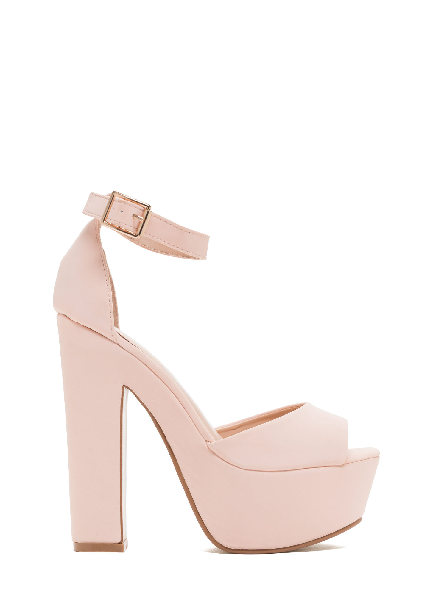 Wedding Blush Heels up high faux nubuck heels blush hotpink tan black gojane com way com