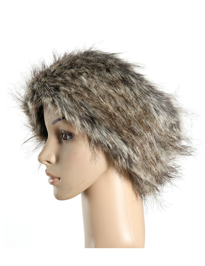 Rushia Faux Fur Hat | Outfit Made