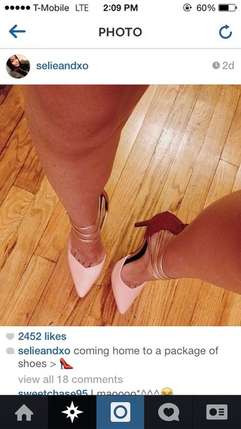 shoes high heels straps pointed toe heels