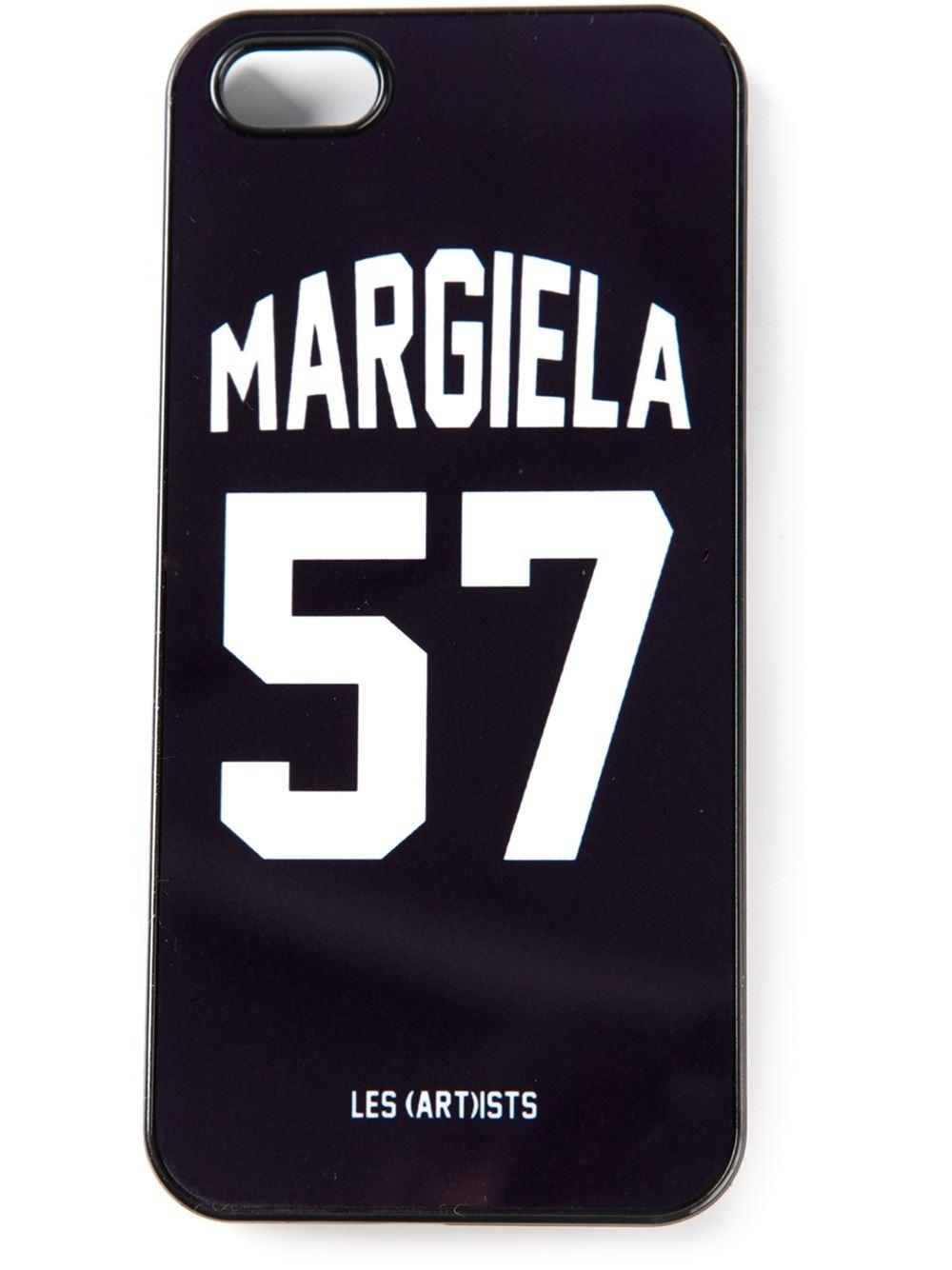 Les (art)ists 'margiela 57' iphone 5s case