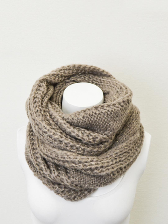 StyleGirl - Chunky Knit Infinity Scarf | VAULT