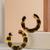 Kennedy Earring - Tortoise