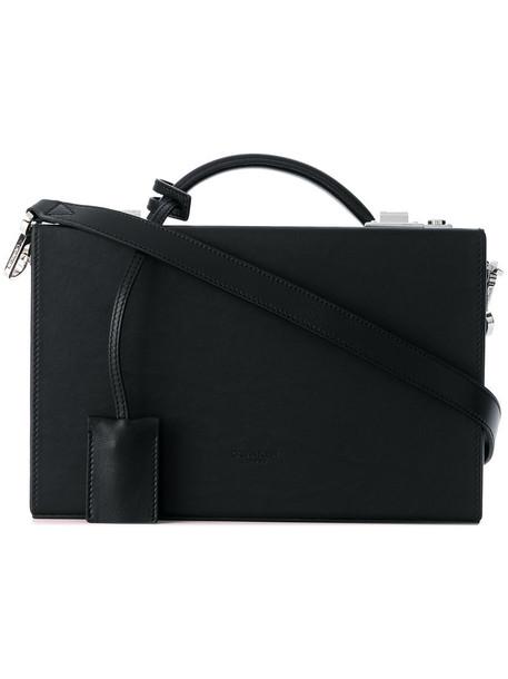 CALVIN KLEIN 205W39NYC style women bag shoulder bag leather black
