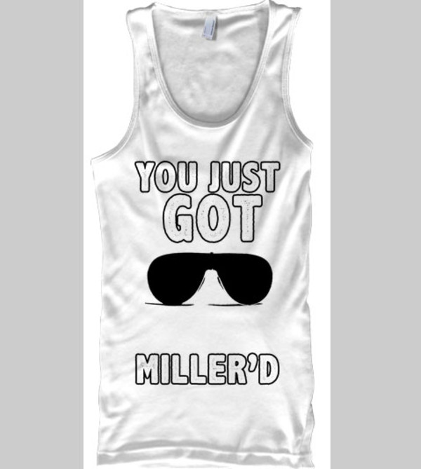 tank top new girl tank top white tank top graphic tank top summer top funny quote shirt funny