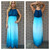 ombre dress                           | Dainty Hooligan Boutique