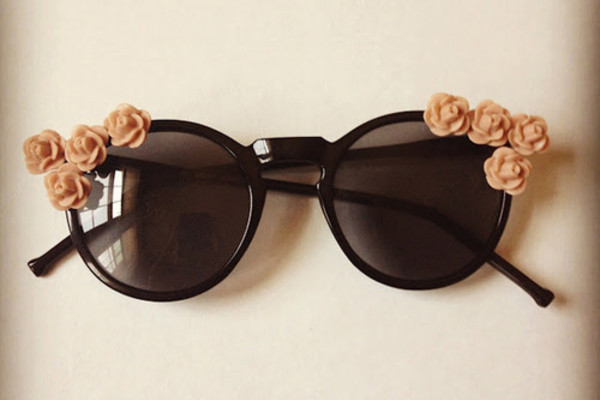 sunglasses vintage retro sunglasses pastel kawaii