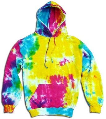 Amazon.com: Multi Color Tie Dye Hoodie #32: Clothing