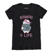 shirt,bee and puppycat,cute,kawaii
