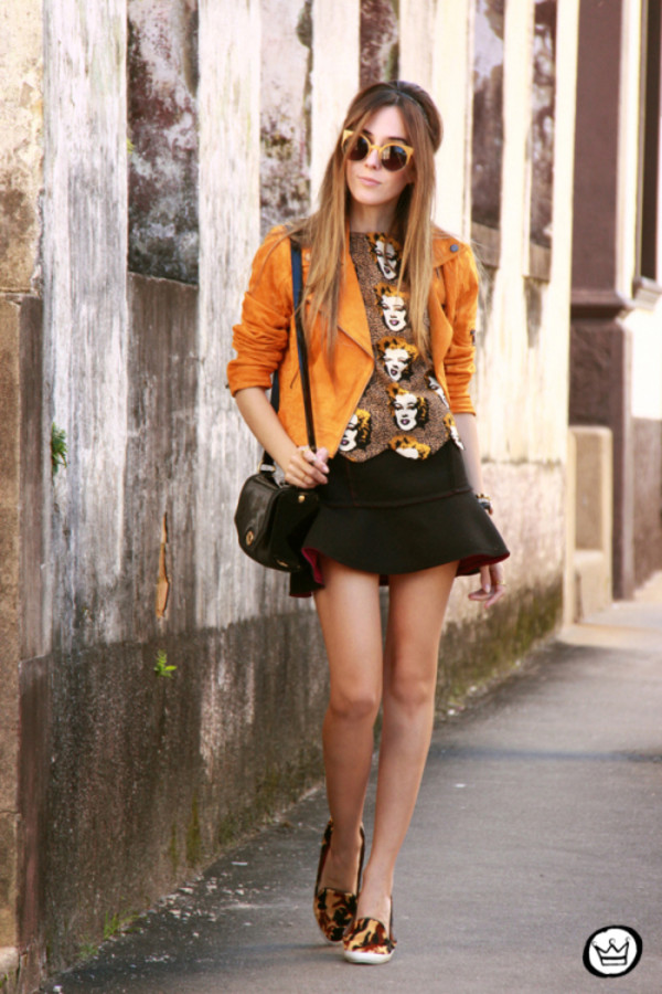 fashion coolture shoes top skirt jacket sunglasses