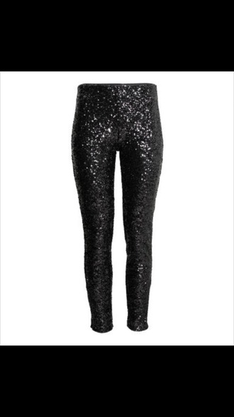 pants h&m glitter disco party tumblt t-shirt instagram