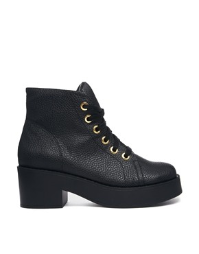 ASOS | ASOS ROCKET Lace Up Ankle Boots at ASOS