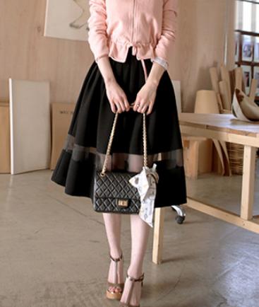 Hot fashion sexy fresh skirt