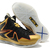 Nike Air Max LeBron X Elite EXT Celebration Pack Championship Basketball Shoes Black Gold