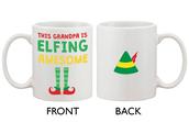 phone cover,ceramic mug,mug cup white,white mug,coffee,morning mug,christmas mug,xmas mug,grandpa mug,grandma mug,grandpa gift,grandma gift,grandparents gift
