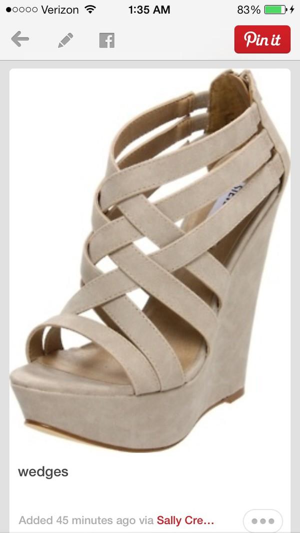 shoes wedges cute dress top