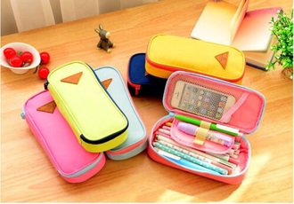 home accessory pencil case back to school school supplies stationary