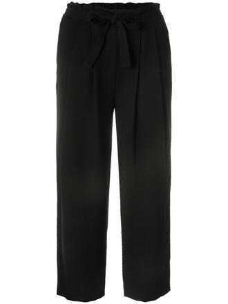 pants cropped pants cropped women black