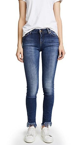 jeans skinny jeans vintage blue