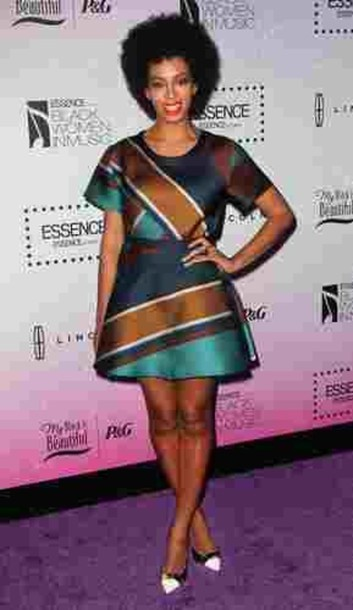 dress solange springtime fly