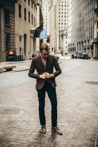 stay classic blogger menswear mens blazer classy