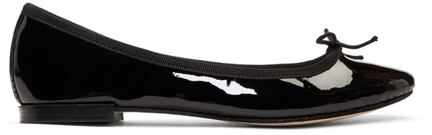 Repetto flats black shoes