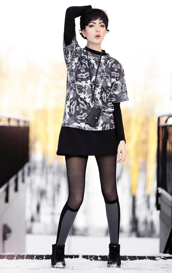 ebba zingmark t-shirt skirt shoes pants