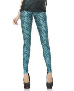 Posh'd official online boutique — mermaid fish scale leggings