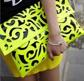 bag,evening handbag,handbag,yellow bag,party bag,evening bag,evening dress,yellow,cute,beautiful,black,black bag,pink bag,pink,party,evening outfits,envelope clutch,envelope