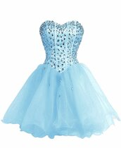 dress,prom dress,short prom dress,homecoming dress,graduation dress,blue dress