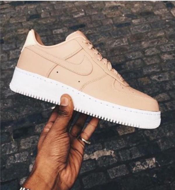 shoes, nike, sneakers, white, white