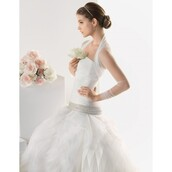 dress,blanc,wedding dress