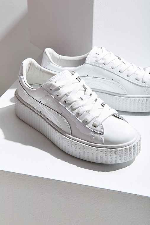 puma basket creeper
