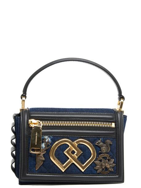 Dsquared2 bag shoulder bag blue