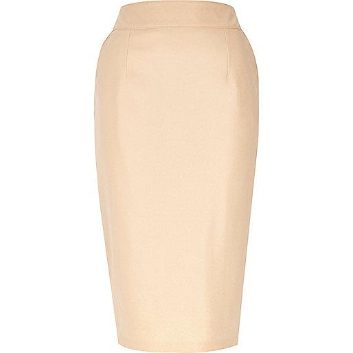 Cream leather skirt river island – Modern skirts blog for you