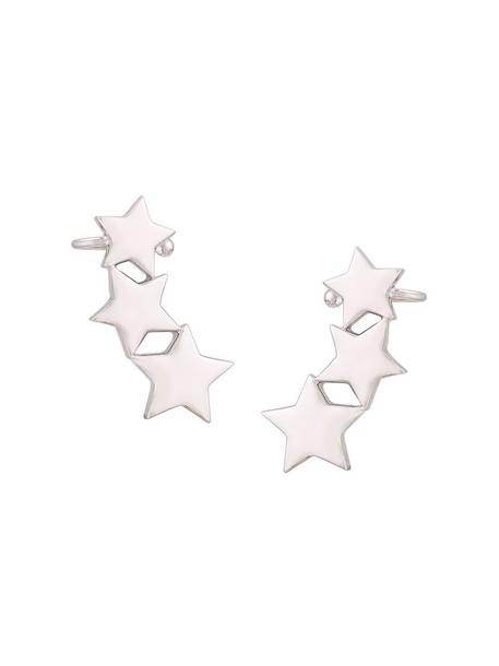 Alinka women triple gold white grey metallic jewels