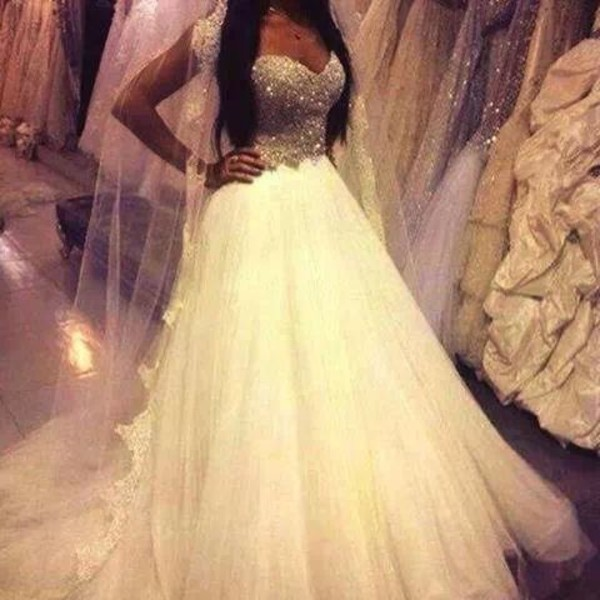 dress wedding clothes