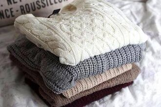 warm pullover warm sweater pullover sweater grey beige burgundy light brown winter sweater winter outfits