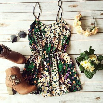jumpsuit flowers floral jumpsui summer jumpsui summer shorts