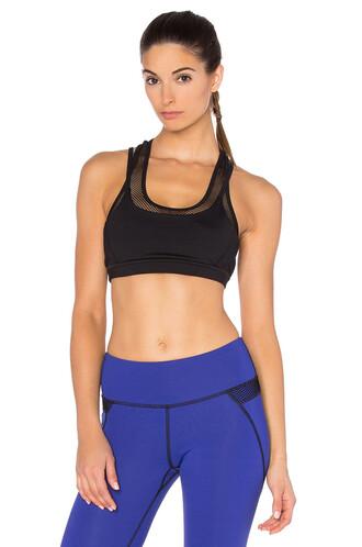 bra sports bra black