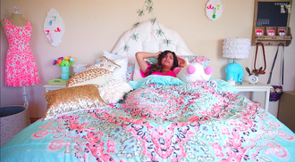 bethany mota dress bedding
