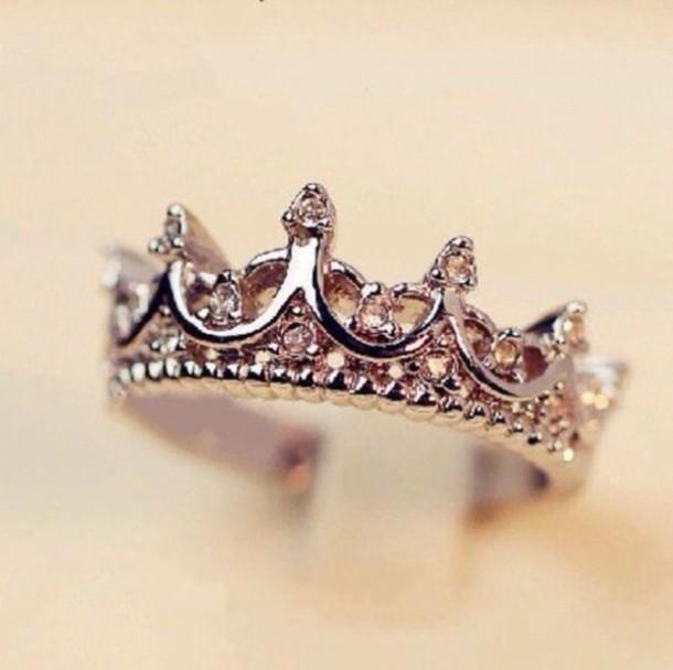 jewels ring tiara